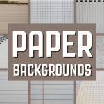 Paper backgrounds free church media