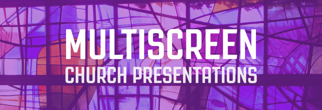 6 Benefits of Multiscreen Church Presentations