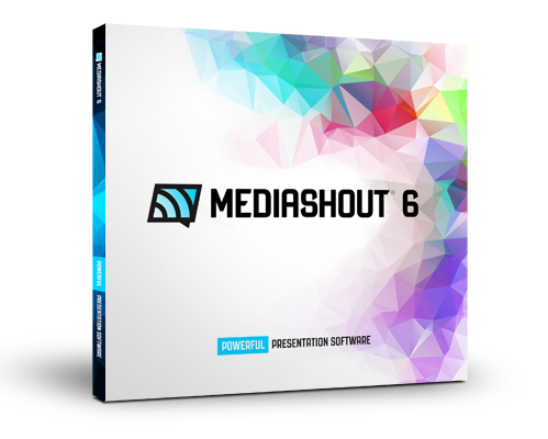 MediaShout 6 - Only $399